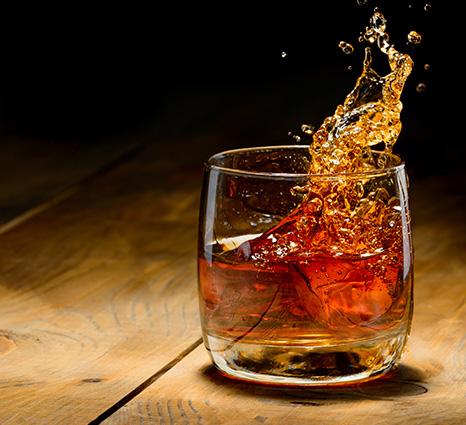 Liqueurs & Spirts